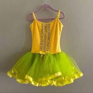 Girls Ballet tutu dress - like new!